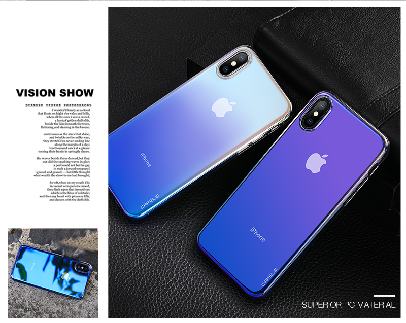 2 case for iphone X