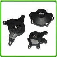 Racing Engine Cover Set Protection Guard For Honda CBR 600 RR CBR600RR 2007 2008 2009 2010