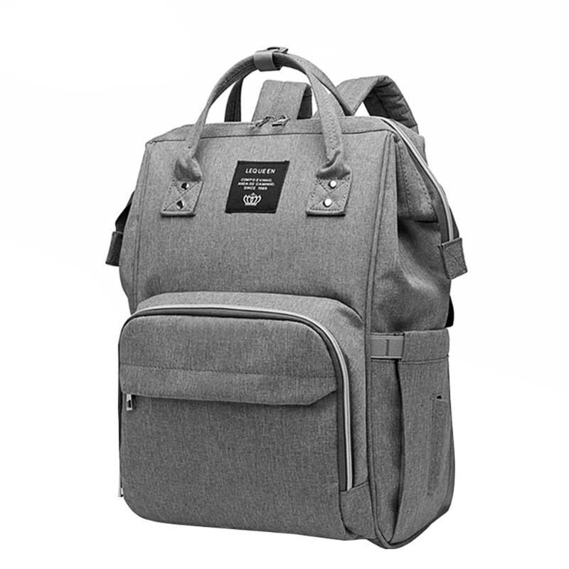 HTB1GOLwHH5YBuNjSspoq6zeNFXaN LEQUEEN Fashion USB Mummy Maternity Diaper Bag Large Nursing Travel Backpack Designer Stroller Baby Bag Baby Care Nappy Backpack