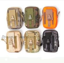 Homens tático molle bolsa cinto pacote de cintura saco pequeno bolso pacote de cintura militar correndo bolsa de viagem sacos de acampamento macio volta