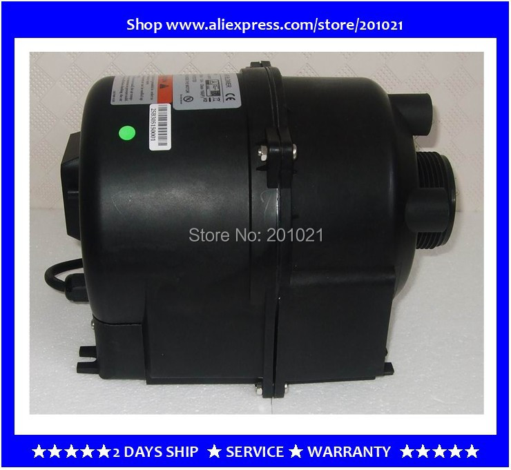 LX APR400 580W Heated Swimming Pool Spa Hot Tub Air Blower 2.80Amp 2000l/min - motor power 400watts, heater power 180watts