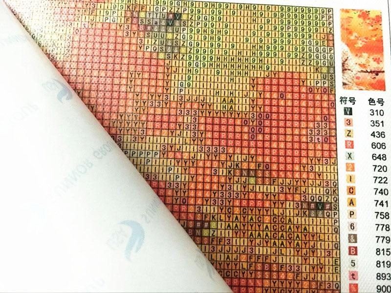 5D Diy Διαμάντι Ζωγραφική Κρύσταλλο - Τέχνες, βιοτεχνίες και ράψιμο - Φωτογραφία 4