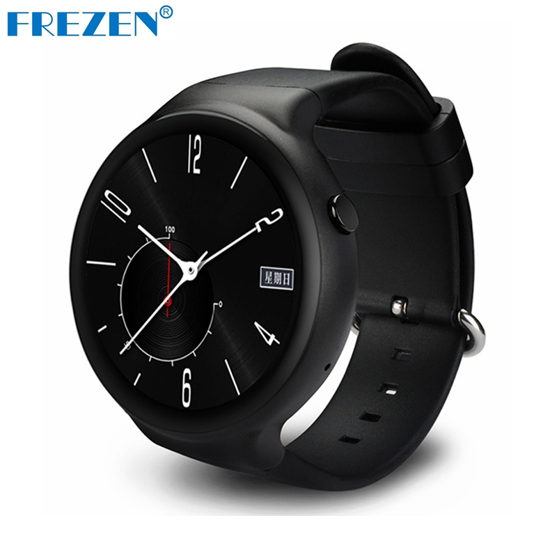 FREZEN I4 Smart Watch Android 5.1 1GB+16GB MTK6580 1.39 3G WiFi GPS Heart Rate Monitor Bluetooth SmartWatch For Android PK KW88 no 1 d6 1 63 inch 3g smartwatch phone android 5 1 mtk6580 quad core 1 3ghz 1gb ram gps wifi bluetooth 4 0 heart rate monitoring