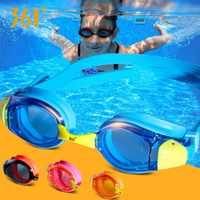 361 schwimmen Brille für Kinder Nette Pool Schwimmen Gläser Anti Fog Klar Schwimmen Brille Kinder Anti Nebel Silikon Schwimmen Brillen