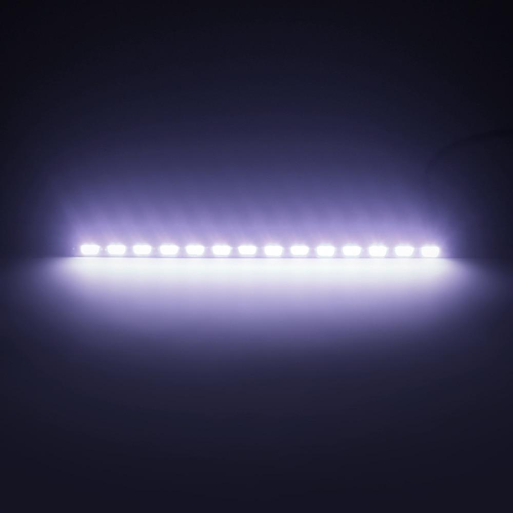 """2vnt. """"Super Bright 7030"""" dienos šviesos lempos juostos šviesos - Automobilių žibintai - Nuotrauka 6"""