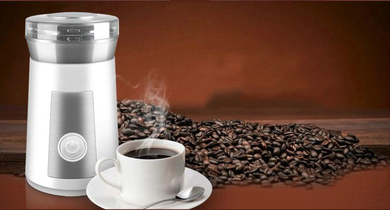цена на Coffee Grinders Grinding machine grinding beans electromechanical coffee grinder used wugu traditional Chinese medici NEW
