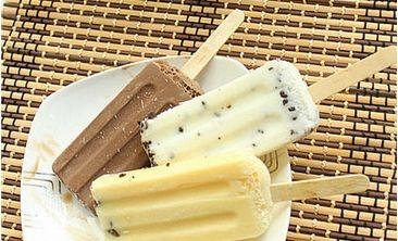 Popsicle Stick Ice Cream Sticks Birch Wood Ice-lolly Wooden Stick, Angle Edge Length 55mm, 50pcs/lot popsicle rod stick ice cream rod wooden ice lolly stick length120mm diameter5mm 50pcs lot