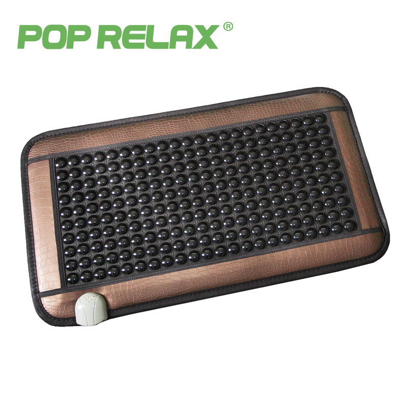POP RELAX 110V germanium tourmaline mat mattress electric heating massage mat pad cushion NUGA best CERAGEM health care mattress