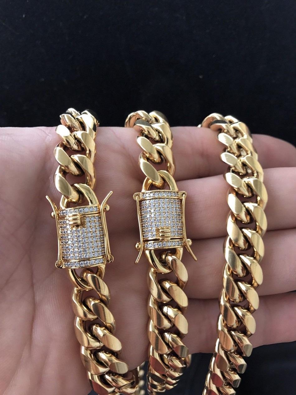 Men-Cuban-Miami-Link-Bracelet-Chain-Set-_57 (1)