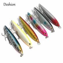 Deshion 1PC Fishing Lure Long Casting Pencil StickBait Sinking Wobblers Iscas Artificiais Leurre 85mm 13g