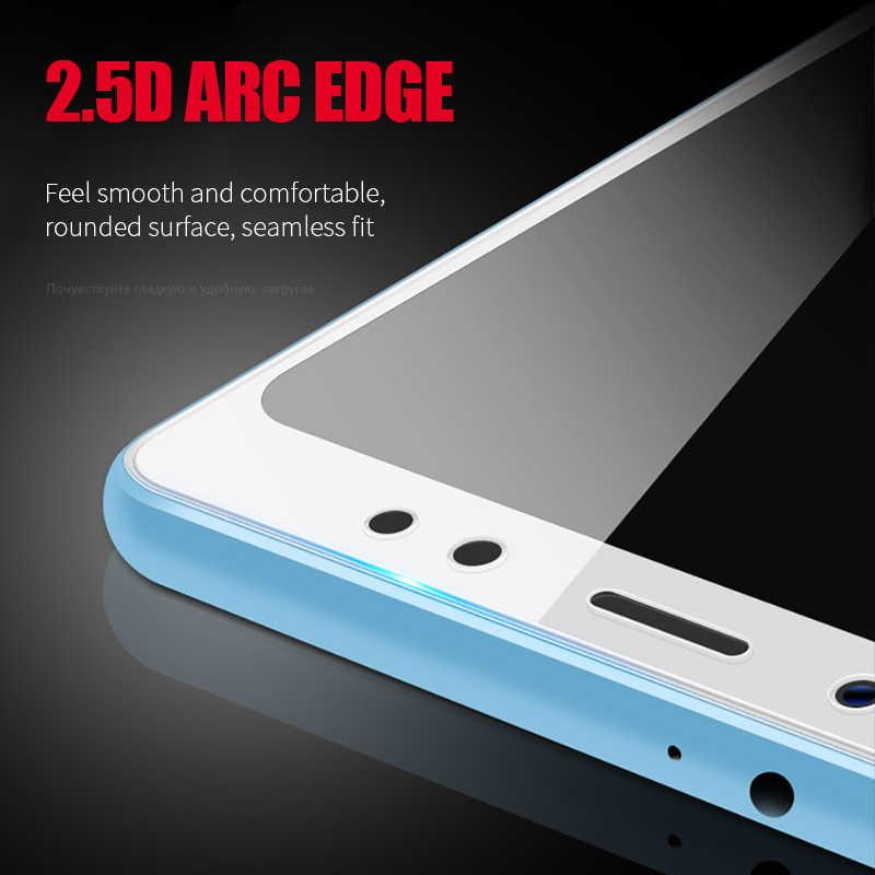 2 حزمة الزجاج ل شاومي Redmi Note 5 الزجاج على Redmi Note 5 واقية الزجاج المقسى ل Redmi Note 5 برو حامي الشاشة