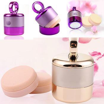 Electric Puff Sponge Powder Vibration Foundation Cream Cosmetics Makeup Tool Personal, Professional, etc 1 PC 3