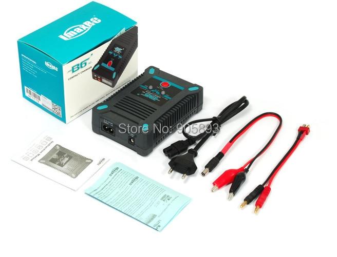 New iMAX B6AC Lipo NiMH Battery Balance Charger ,charges 2S to 6S LiPo and 1 to 15 cell NiMH battery packs