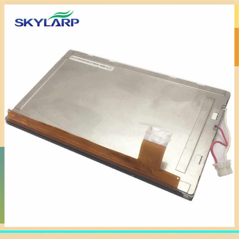 skylarpu for L5F30489T0 L5F30489T00 L070WA08-5S L5F30824T01 Car GPS navigation LCD display screen panel (without touch) new original 6 5 inch for sharp lq065t5gg04 lcd display screen for car audio navigation gps navigation lcd display screen panel