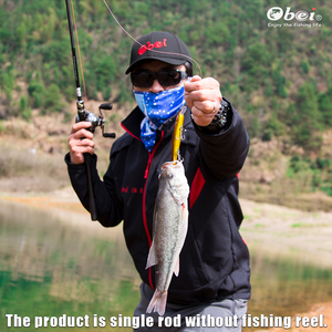 Image 5 - obei spinning casting baitcasting lure predator fishing rod high carbon spin UL FUJI guide rods fishing tackle lurekiller