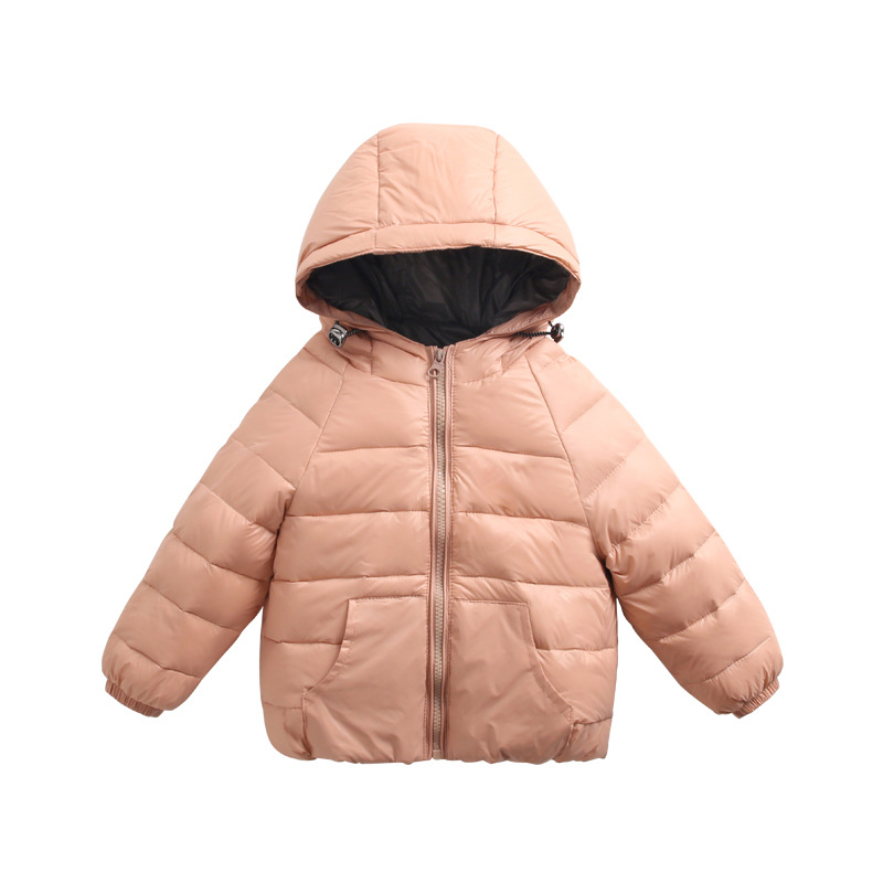 2018 Children's duck down jacket in winter autumn kids outwear coat warm jacket clothes for girls boys coat snow wear clothing 2018 autumn winter boys clothing girls clothing vestidos beau loves new christmas kids clothes children jacket coat down