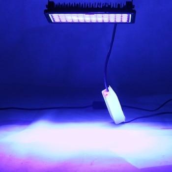 395nm Led UV GEL Curing Lamp Printing Machine Glass Ink Paint Silk Screen Printing Version Ultraviolet Cure Flash Black Light цена 2017
