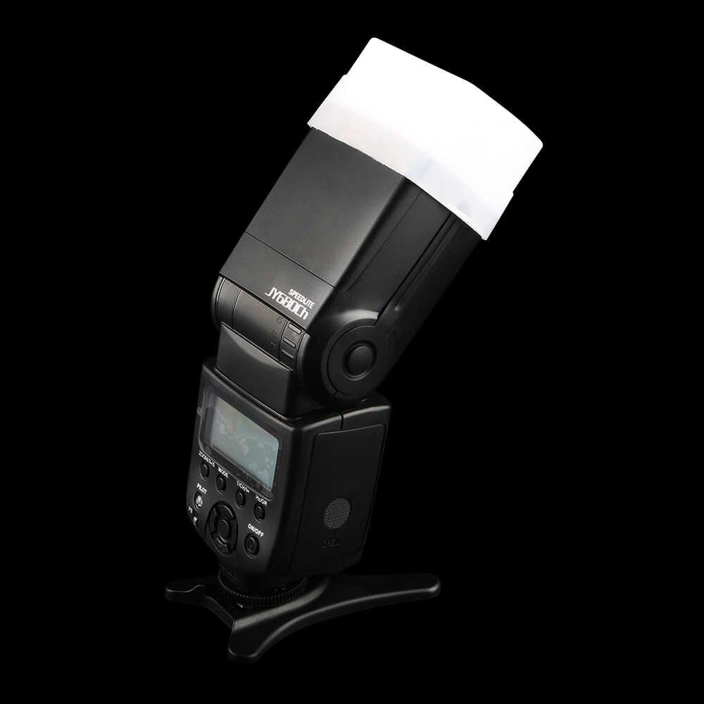 Viltrox Камера рассеиватель для вспышки Canon sрeedlite 580EX 580EX II/Viltrox JY-680A JY-680CH/Светодиодная лампа для видеосъемки YONGNUO YN560 II III YN-565EX