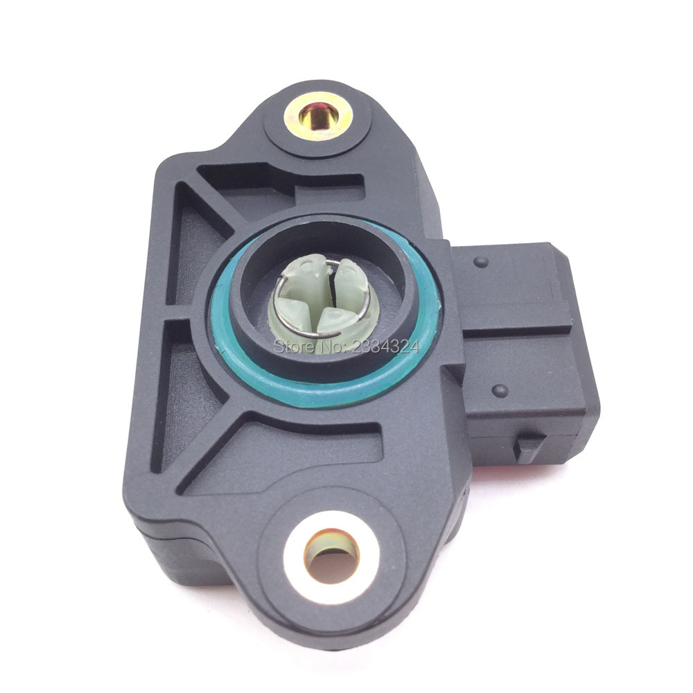 TPS Throttle Position Sensor Untuk Volkswagen VW Cabrio Golf Jetta Passat 2.0 2.8 021907385B, 037907385Q, 037907385P, 5S5368, TH433