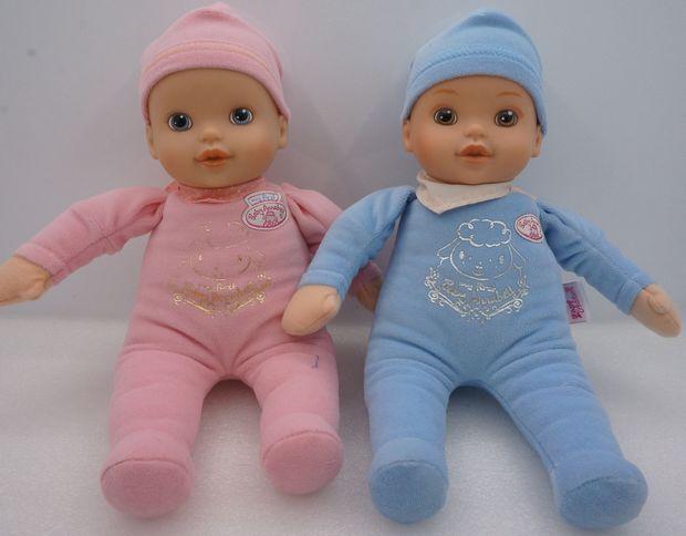Hsb Toys Zapf Creation Baby Annabell My Little Baby Born
