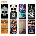 For Oukitel K7000 5.0inch Case Cover Tiger Aztec Tower Skull Balloon Lips Panda Soft TPU Phone Cases For Oukitel K7000 Cover