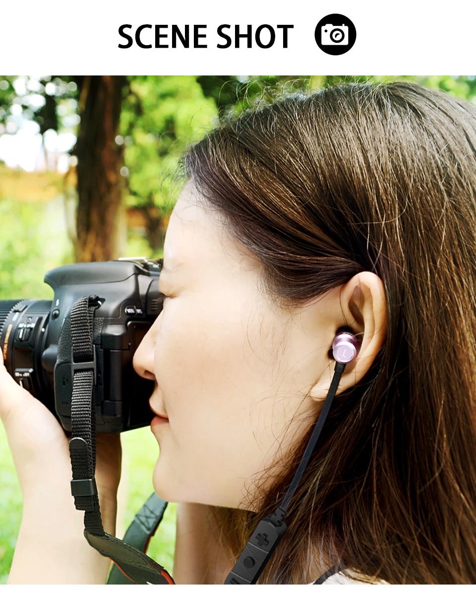 Sowak IPX4 Sweatproof Headphone Bluetooth Earphone Sport Stereo Bluetooth Headset Bluetooth 4.1 Mini Wireless Earpiece for Phone