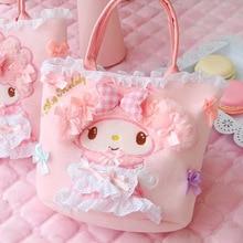 Anime Toys Cartoon Beauty Backpack Children's Shoulder Bag