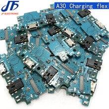 Cavo flessibile della scheda del connettore del Dock di ricarica USB 10Pcs per Samsung A80 A7 A9 2018 A750 A920 A20 A40 A60 A80 A70 A11 A01 A21s A50s