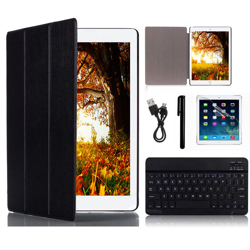 Endurance life PU Keyboard Leather Case For apple ipad pro 12.9 Wireless Bluetooth Keyboard Cover Protective Shell case #K400Y# endurance e300