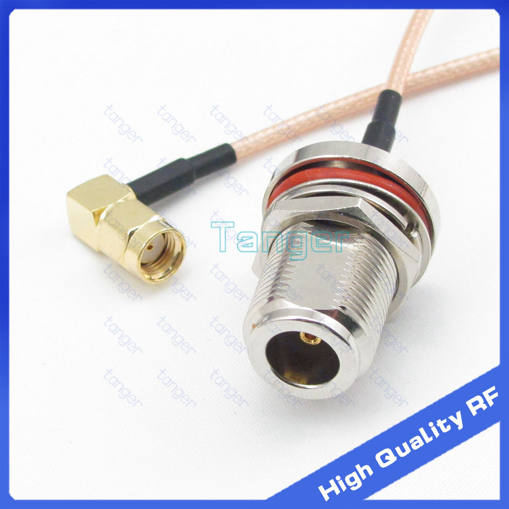 N Female With Nut To Rp Sma Male Right Angle Rg 316 Rf Plcc Ic Motherboard Circuit Board Extractor Puller Tool Ebay Coaxial Pigtail Jumper Cable 6 15cm Tanger High Quality Cables