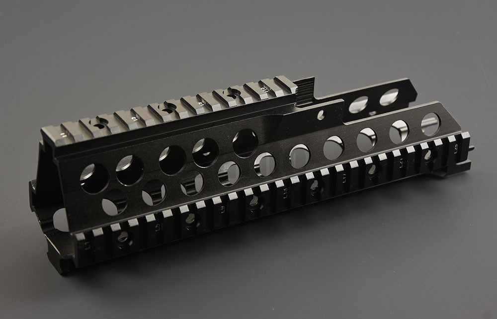التكتيكية H & K G36 سلسلة Handguard رباعية Picatinny السكك الحديدية جبل ل هيكلر و كوخ HK قفازات واقية لليد M1744