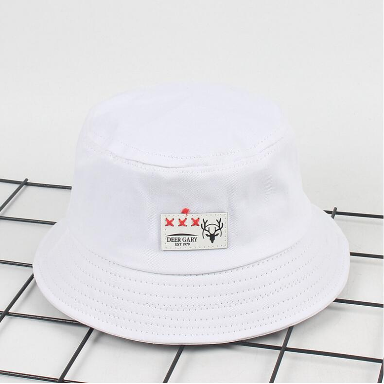 Kids Deer Bucket Hat for 2-6 years kids Bob Animal Caps Hip Hop Gorros boys girls Beach Sun Fishing hat panana for children kids