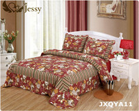 Luxury Quilt Collection Reversible 3 Piece Set Top Choice By Decorators Many Sizes Patterns All Season