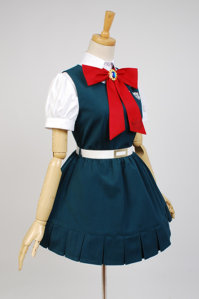 Super danganronpa 2  sayonara zetsubou Gakuen Sonia nevermind uniforme  escolar Niñas Top falda juego anime Cosplay trajes mujeres en de en  AliExpress.com ... 4d87d66919e4