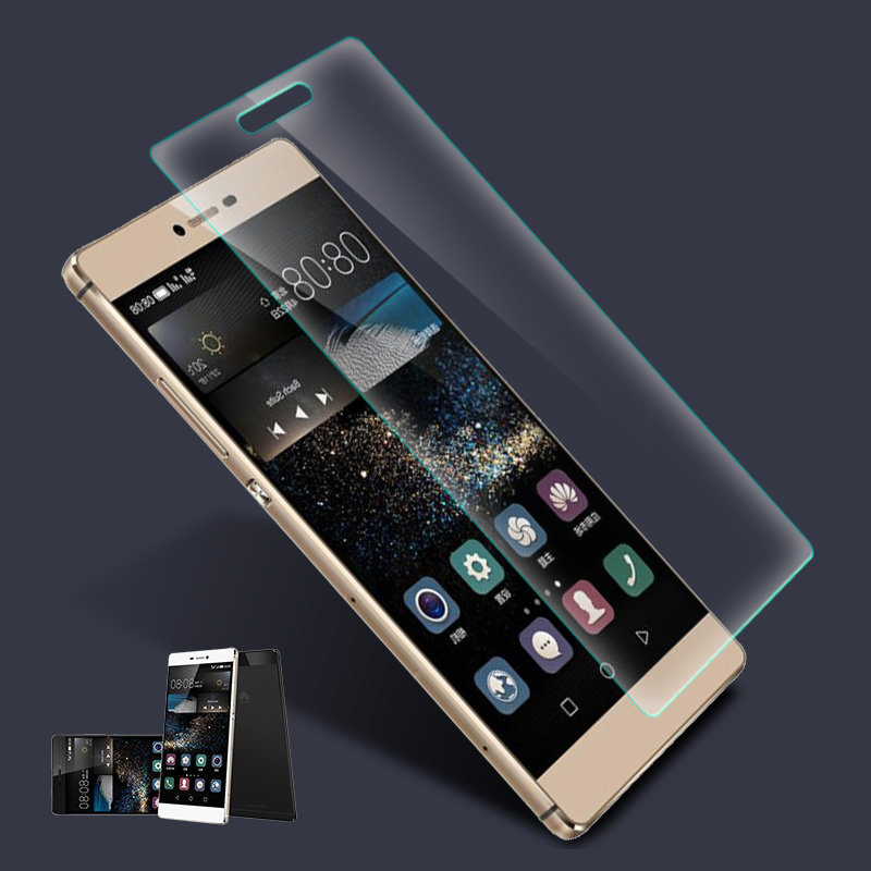 9h tempered glass screen protector for huawei p6 p7 p8. Black Bedroom Furniture Sets. Home Design Ideas
