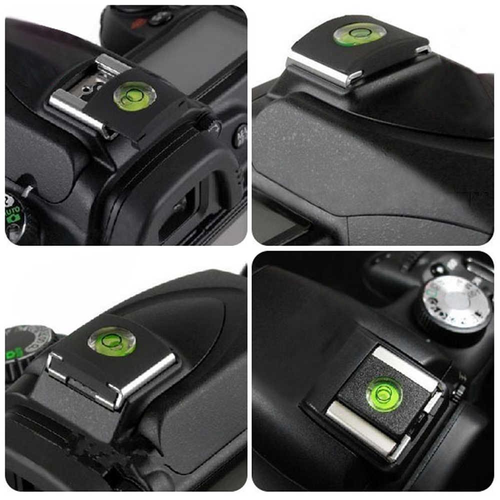 WINGRIDY 3 osi gorącej stopki naprawiono Bubble poziomica 3D 2D poziomica dla Canon/Nikon/Pentax lustrzanka cyfrowa akcesoria fotograficzne