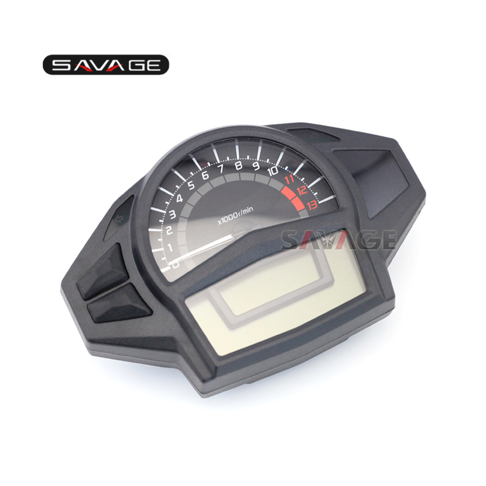 For KAWASAKI NINJA 650 12-15 MOTORCYCLE METER NEW GENUINE SPEEDO TACH GAUGES DISPLAY CLUSTER SPEEDOMETER for kawasaki ninja 300 ex300a 2013 2015 motorcycle oem gauges cluster speedometer speedo tachometer instrument