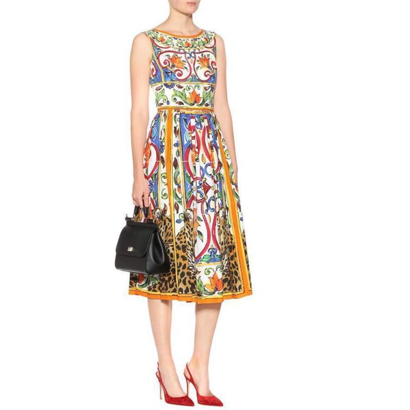 Summer-Dress-For-Women-Sexy-Sleeveless-Retro-Print-O-Neck-Dress-Big-Swing-Floral-Vintage-Elegant (1)