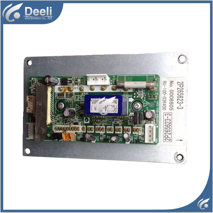 95% new Original for air conditioning computer board Frequency conversion module 2P265623-3 PC0904 PC board 95% new used original for air conditioning computer board motherboard 2p091557 1 rx56av1c pc board