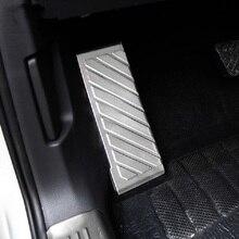 Для Volkswagen VW Tiguan второго поколения 2017 2018 2019 нержавеющая сталь салона ног Накладка педали крышка