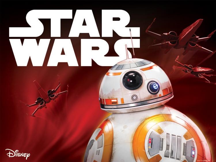 Sphero BB-8 Star Wars Bluetooth télécommande robot intelligent petite boule intelligence jouets Pour enfants cadeau livraison gratuite - 4