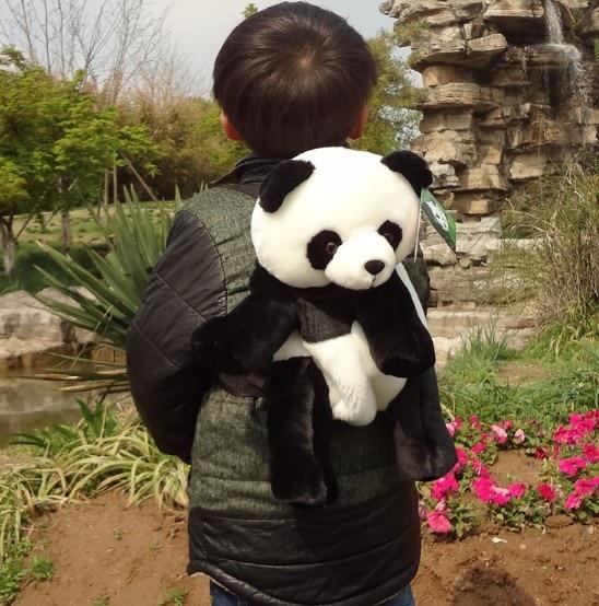 Backpack for Panda-Bag Animal Chinese-Style Girls Children's Gift Prints Use Lovly Boys