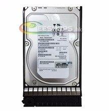 New Offical 2TB 2 TB 7.2K SAS 3.5 Inch SATA HDD Hard Drive for HP Server Proliant ML350 ML370 ML150 DL160 G5 G6 G7 507616-B21