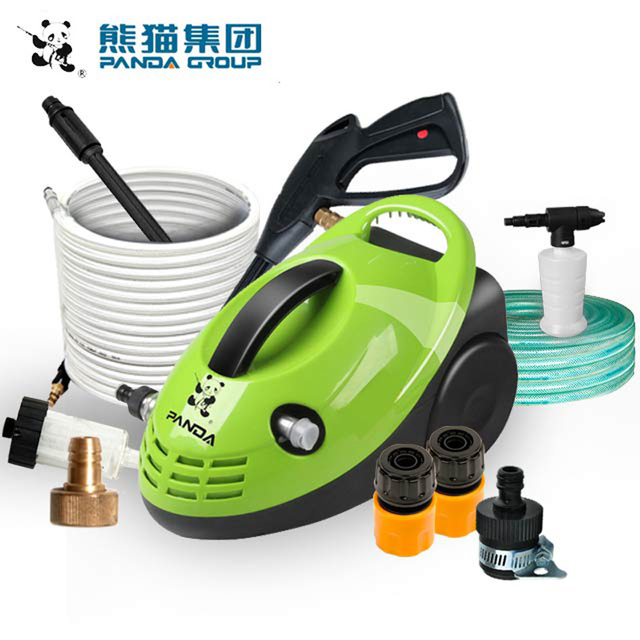 Power Washing Machine >> High Pressure Washing Machine 100bar 220v 1 5kw Portable Car