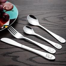 Forks Sets Knives Panda