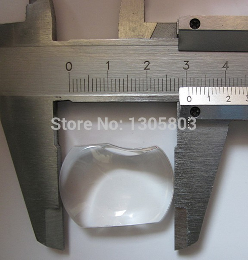 Projector accessories Projector convex lens for ACER projector X110P repair parts