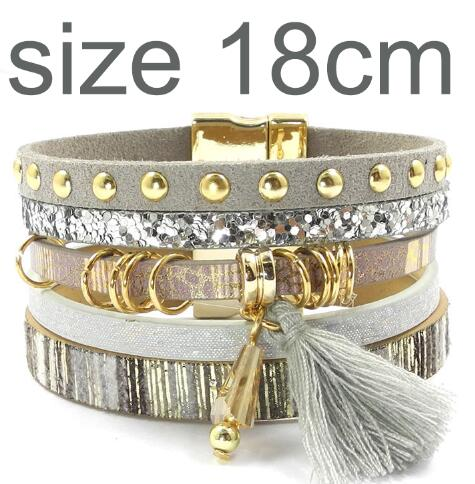 gray size 18CM