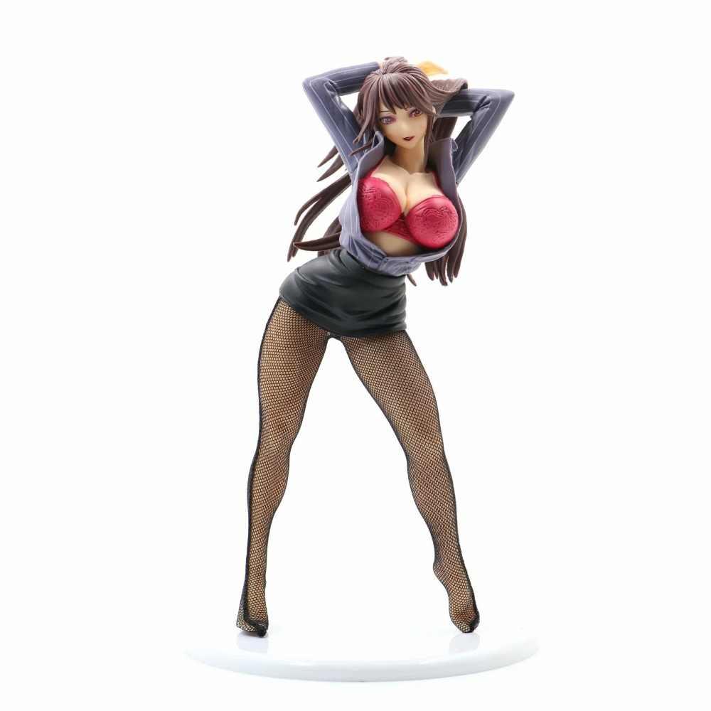 Anime 27cm kurosawaotome a + otome kurosama figura de ação brinquedo sexy menina figuras pvc brinquedo presente de natal para crianças coleção