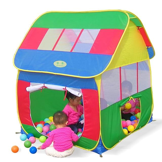 tiendas de campaa de los nios juguete casa grande regalo de los nios de la princesa