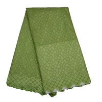 Goedkope Groothandel Hot Koop Polyester Katoen Zwitserse Voile Stof Voor Dames Jurken